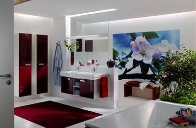 Koupelna - nové trendy