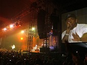 50 Cent - koncert v Praze