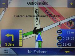 Navigace Blaupunkt
