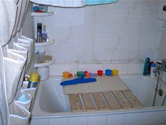 Totální rekonstrukce koupelny. Na návštěvě u čtenářů iDNES ...