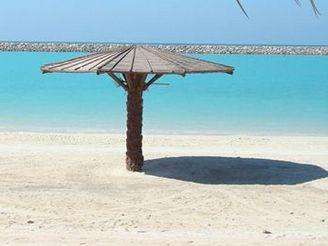 SAE, pláž