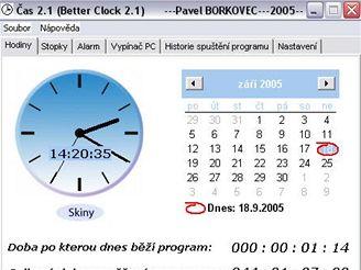 Čas (Better Clock)