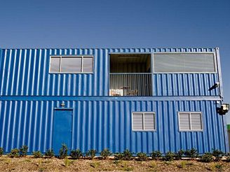 Moderní bydlení v kontejnerech