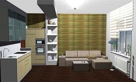 Pavlačový byt