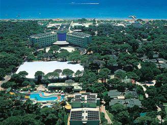 Hotel Maritim Pine Beach Club, Turecko