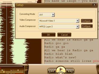 AV Video Karaoke Maker