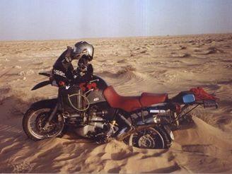 Igor Brezovar v Mauretanii