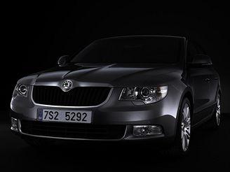 Toto je Nová Škoda Superb