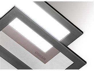 Průhledná OLED obrazovka