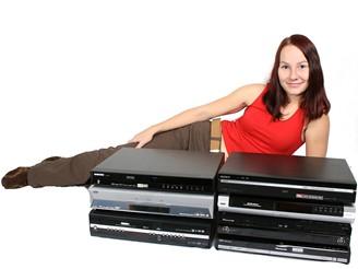 Test DVD rekordérů