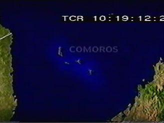 Letecké katastrofy (Únos nad Indickým oceánem)