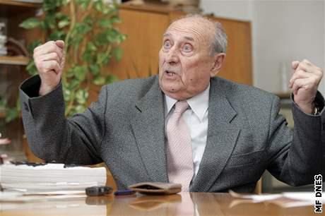 soudce Jiří Bernát