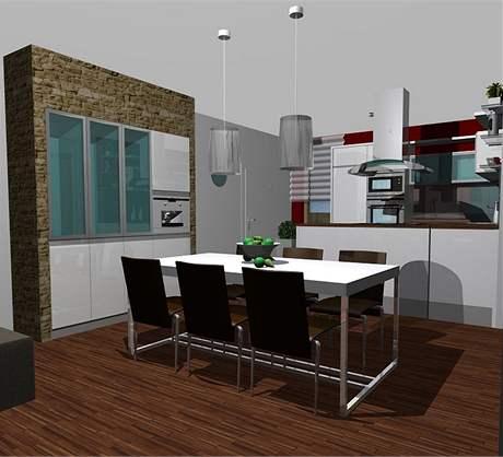 Minimalistický byt