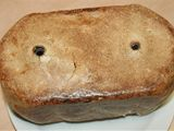Chléb z trouby Eta Harmony se dvěma hnětači