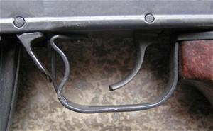 Samopal vz. 58 -sklopka