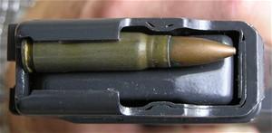 Samopal vz. 58 -zásobník