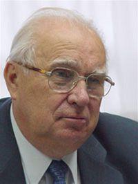 Generální ředitel firmy Eněrgija Jurij Semjonov