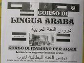 Italové se učí arabsky, Arabové italsky