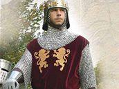 Oděv křižáckého rytíře