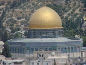 Skalní dům v Jeruzalémě