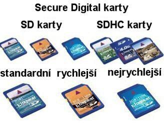 SD karty