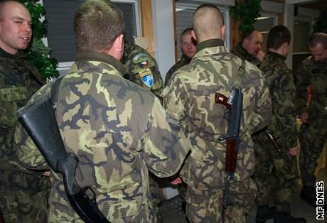 Čeští vojáci na zahraničních misích