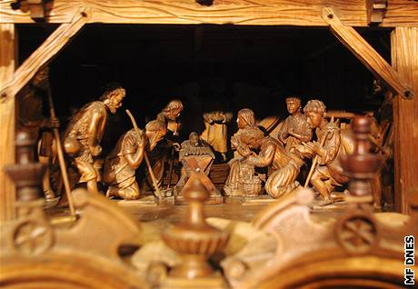 Betlém, Třebechovice pod Orebem