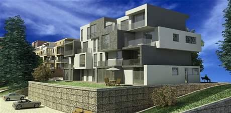 Bytový areál Residence Nábřeží