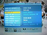 Set-top box Genius TVGo T32 - EPG