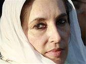 Benázír Bhuttová
