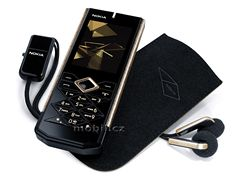 Nokia 7900 Prism Gold
