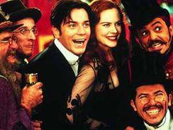 Z filmu Moulin Rouge