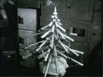 vánoce 1973 na Skylabu