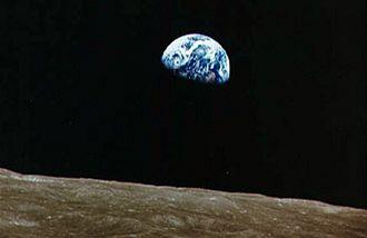 Vánoce 1968 u Měsíce