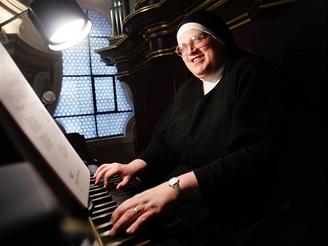 Sestra Benedikta - přestavená kláštera Šedých sester v Bartolomějské ulici