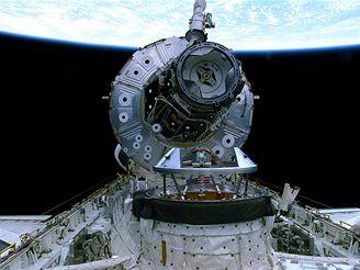 Návrh Space Operations Center z roku 1981
