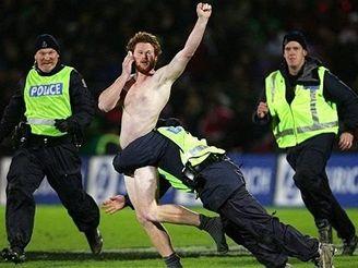Policie zasahuje