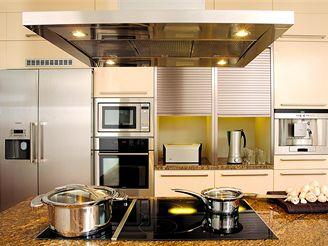 Ticho v kuchyni