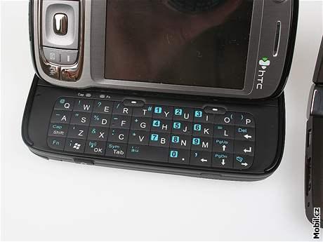Srovnání komunikátorů HTC TyTN II a Nokia E90