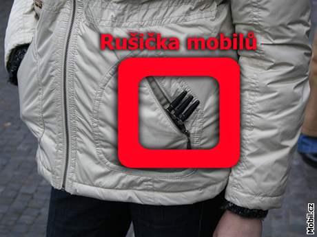 Ru�i�ka mobilních telefon�