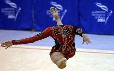 Bezhlavá gymnastka (Katherine Coronel of Venezuela)