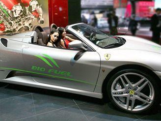 Ferrari 430 Spider Bio Fuel