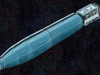 Představa družice Corony KH 4