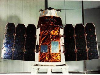 Izraelská špionážní družice Ofek 3