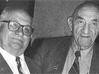 Dmitrij I. Kozlov a Boris J. Čertok