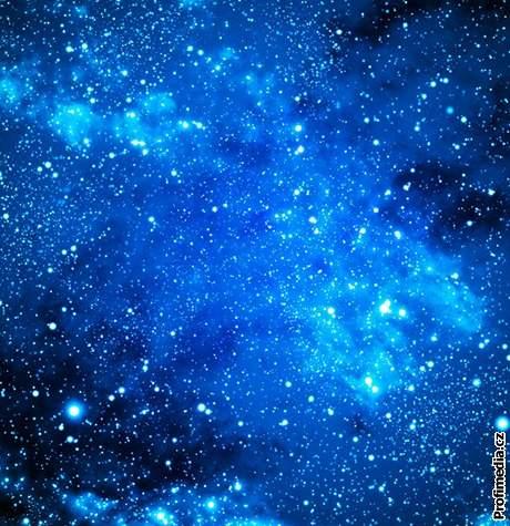 Temn 225 energie ve vesm 237 ru skute n existuje v dci maj 237
