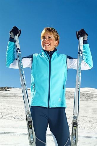 Fitness lyže