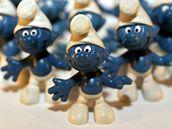Šmoulové - figurky