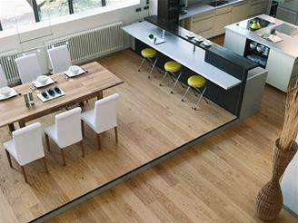 Jak ušetřit při stavbě domu - kuchyně a jídelna