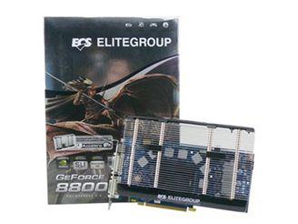 ECS GeForce 8800GT Silent Version